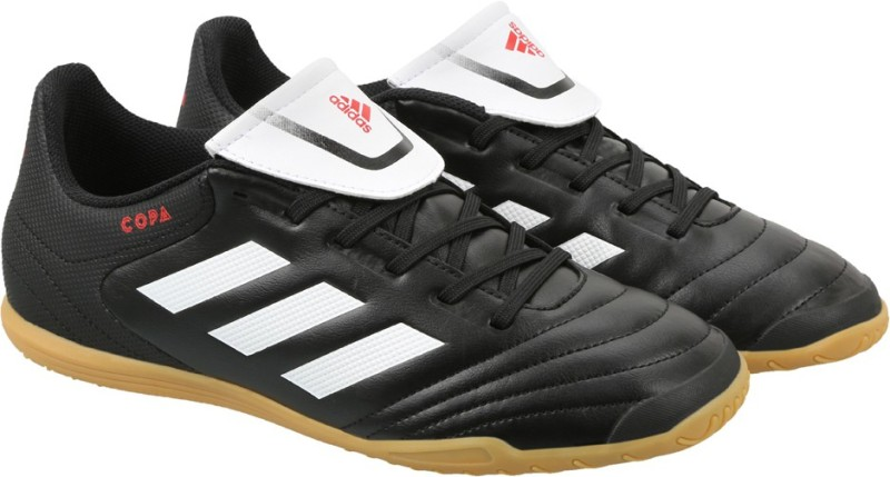 ADIDAS COPA 17.4 IN Football Shoes For Men(Black)