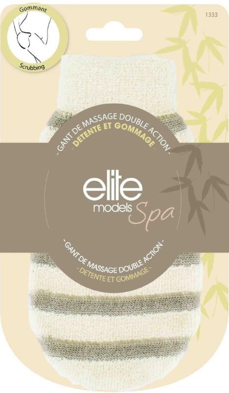 Elite Models Elite Models Spa Dual Action Massage Glove