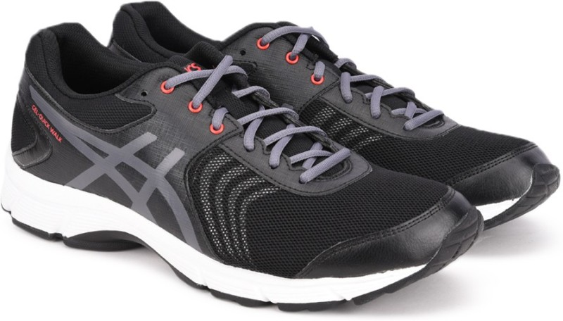 Asics Running Shoe For Men(Black)
