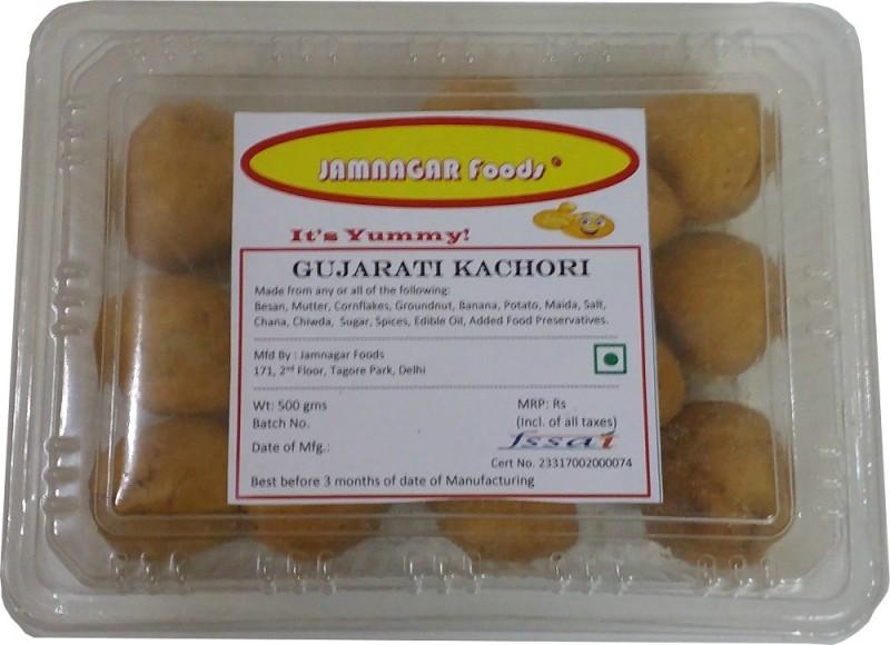 Jamnagar Foods GUJARATI KACHORI(500 g)