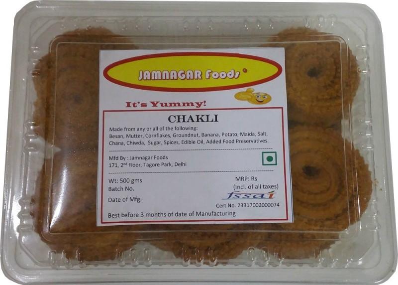 Jamnagar Foods CHAKLI(500 g)