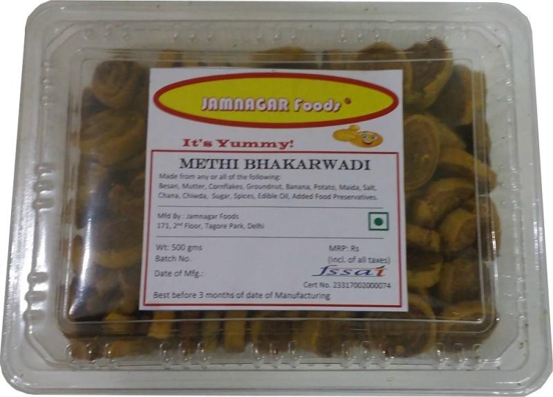 Jamnagar Foods METHI BHAKARWADI(500 g)