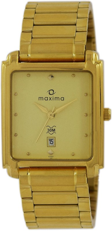 Maxima 43981CMGY Men's Watch image