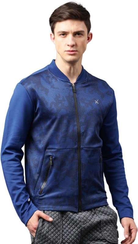 HRX by Hrithik Roshan Full Sleeve Printed Mens Jacket