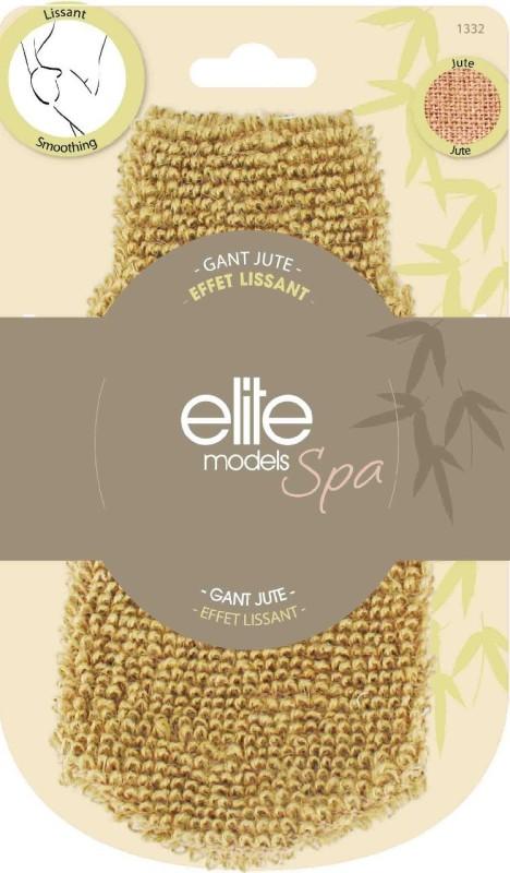 Elite Models Elite Models Spa Jute Glove for Smoothing