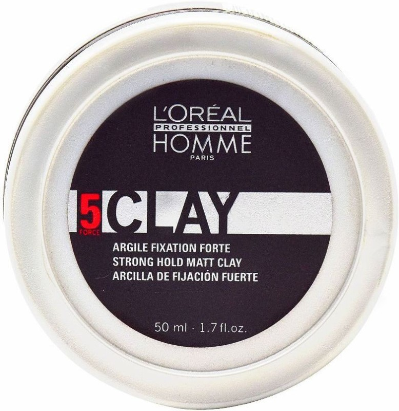 L'Oreal Paris 5 force Clay Hair Styler