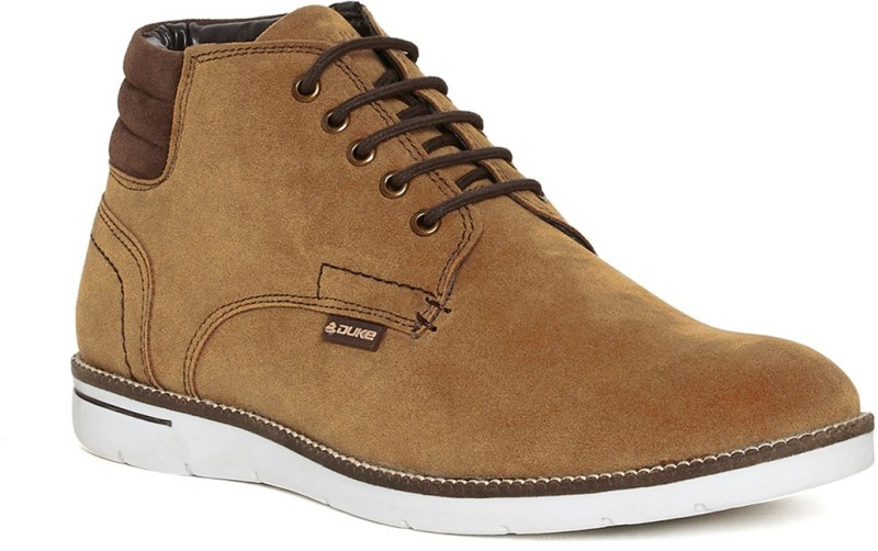 Duke Boots For Men(Tan)