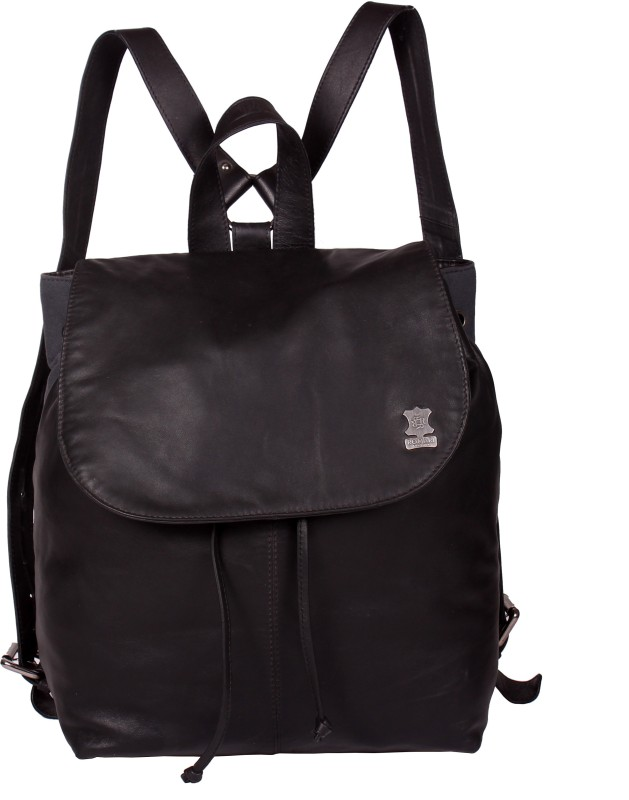 romari blkback Backpack(Black, 5 inch)