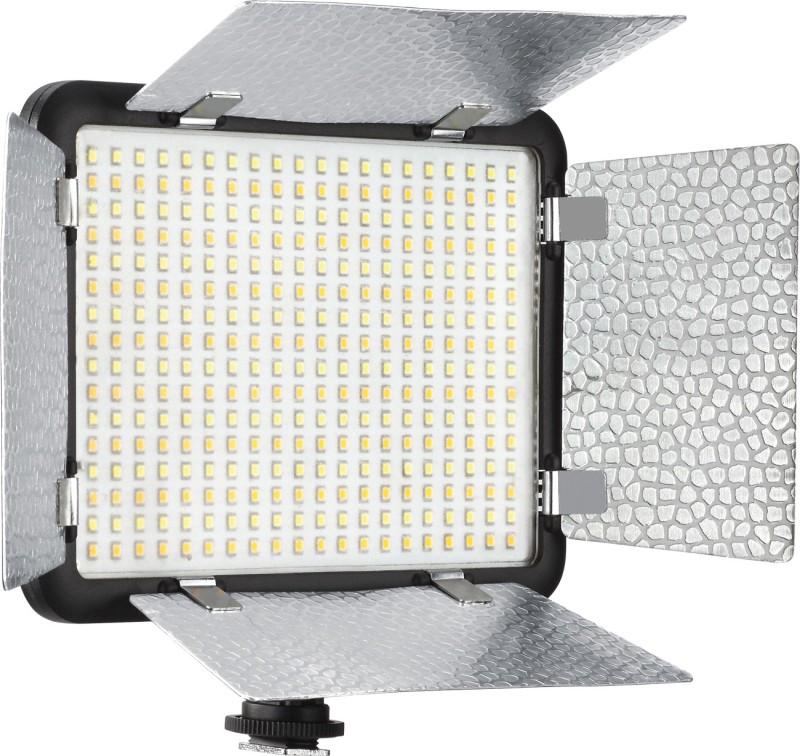 Simpex 320 LED Barndoor Flash(Black)