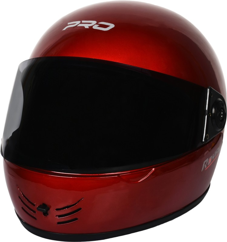 SAVIOUR Royal Pro Motorbike Helmet(Red)