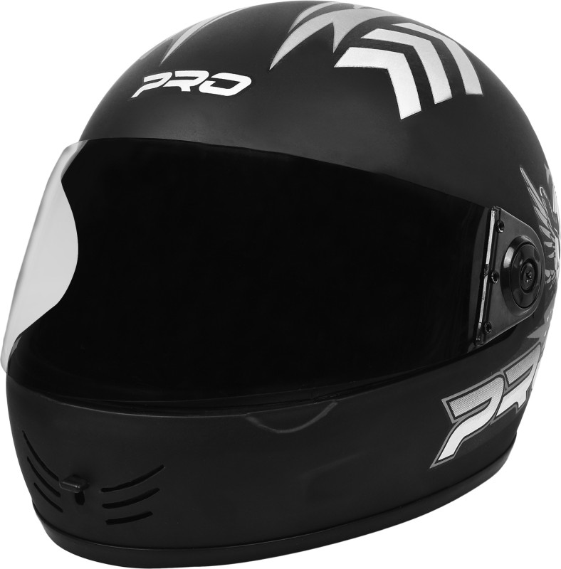SAVIOUR Royal Pro Motorbike Helmet(Black)