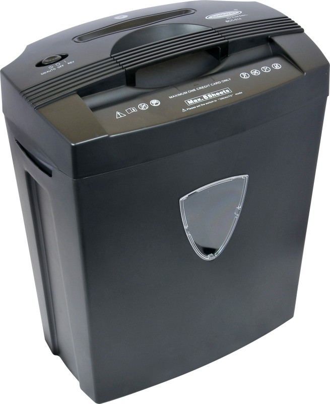 Bambalio 8 sheets Cross Cut Paper / Credit Card /CD Shredder Paper Trimmer(8)