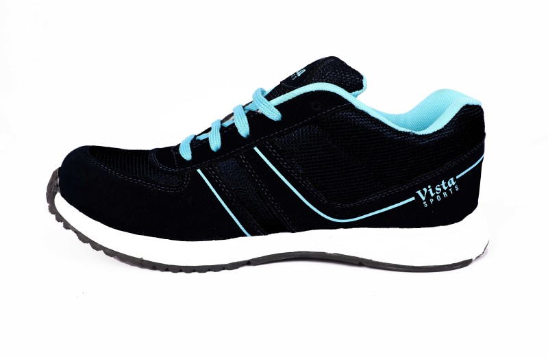 Vista Vis-867 Cycling Shoes, Hiking & Trekking Shoes, Running Shoes, Walking Shoes, Training & Gym Shoes(Black, Blue)