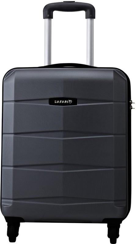 Safari REGLOSS ANTISCRATCH 55 Cabin Luggage - 21.65 inch(Black)