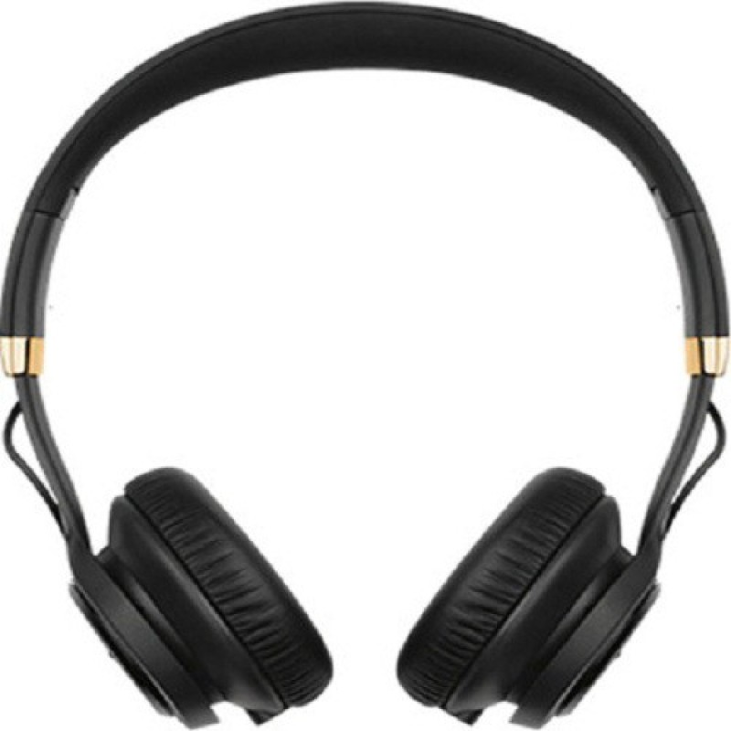 Jabra Revo Wired On-The-Ear Headset with Mic(Black, On the Ear)