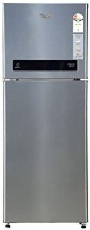 Whirlpool 245 L Frost Free Double Door 2 Star Refrigerator(Nova Steel, NEO DF258 ROY NOVA STEEL(2S))