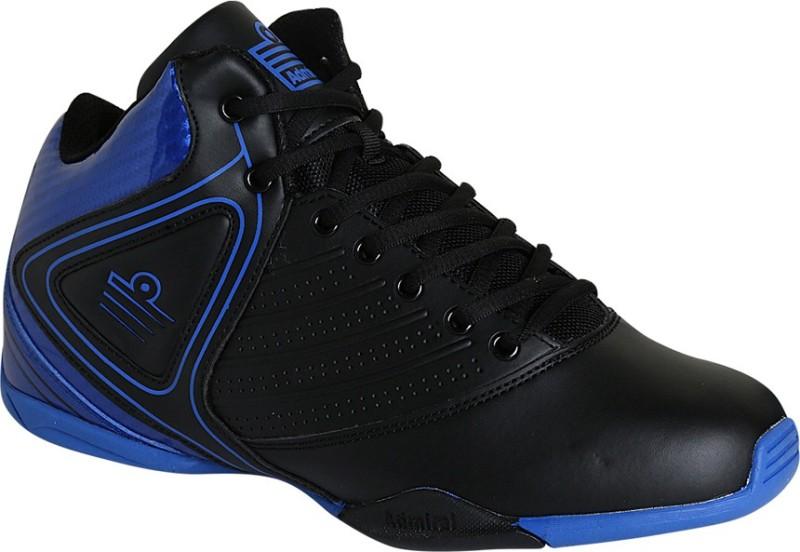 Admiral Dribbler Basketball Shoes For Men(Black)