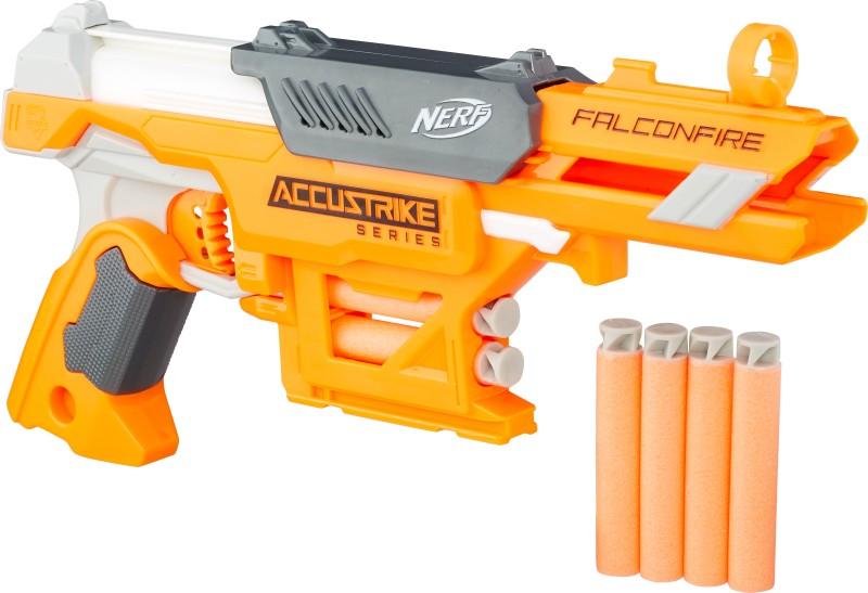 Nerf Falconfire N-Strike Elite Blaster(Multicolor)