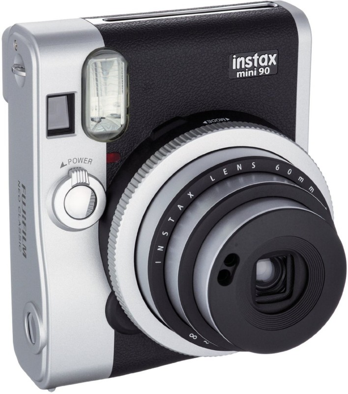 Fujifilm Instax Mini 90 Neo Classic Instax Instant Camera(Black) image