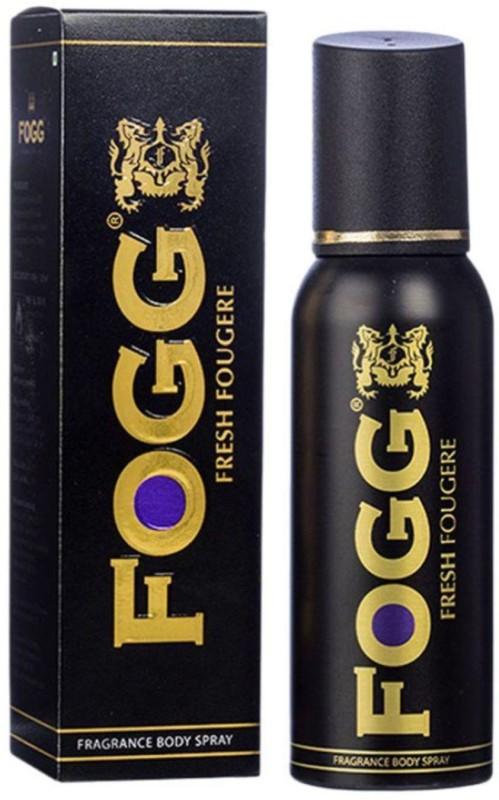 Fogg Black Collection Fresh Fougere Deodorant Spray - For Men(120 ml)