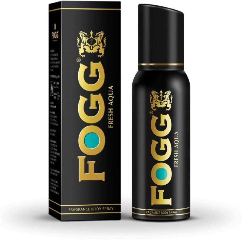 Fogg Black Collection Fresh Aqua Deodorant For Men Deodorant Spray - For Men(120 ml)