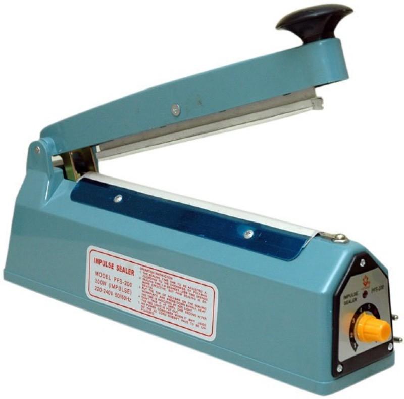 Babji 12 Inch Hand Sealing Machine 300 MM For Plastic Packaging Super Fast/Seal Hand Held Heat Sealer(300 mm)