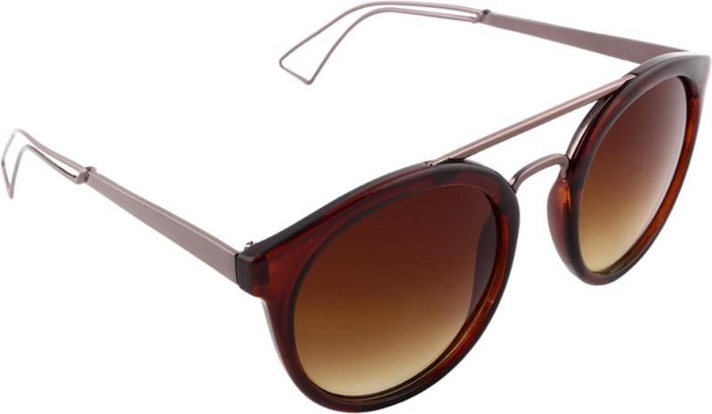 Olvin Wayfarer Sunglasses(Brown) image