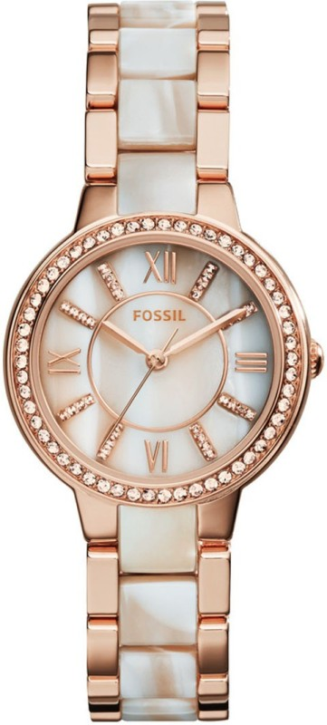 Fossil ES3716 VIRGINIA Analog Watch - For Women