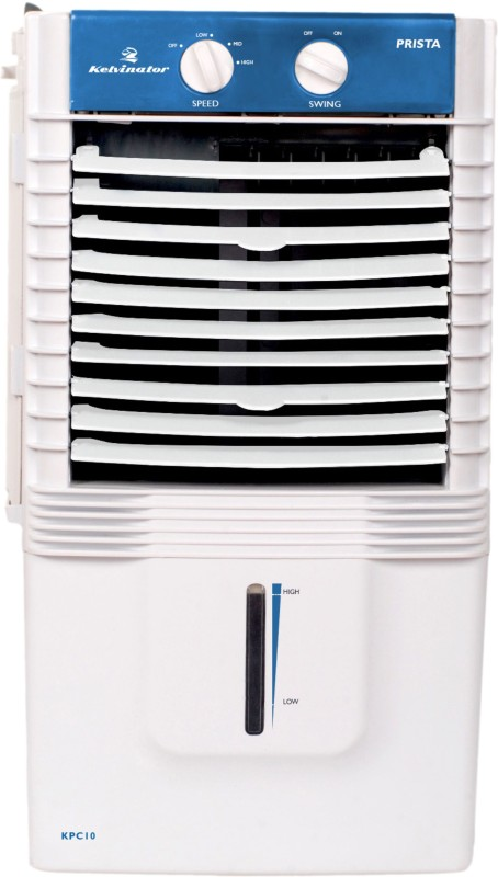 Kelvinator KPC 10 Personal Air Cooler(White, 10 Litres)