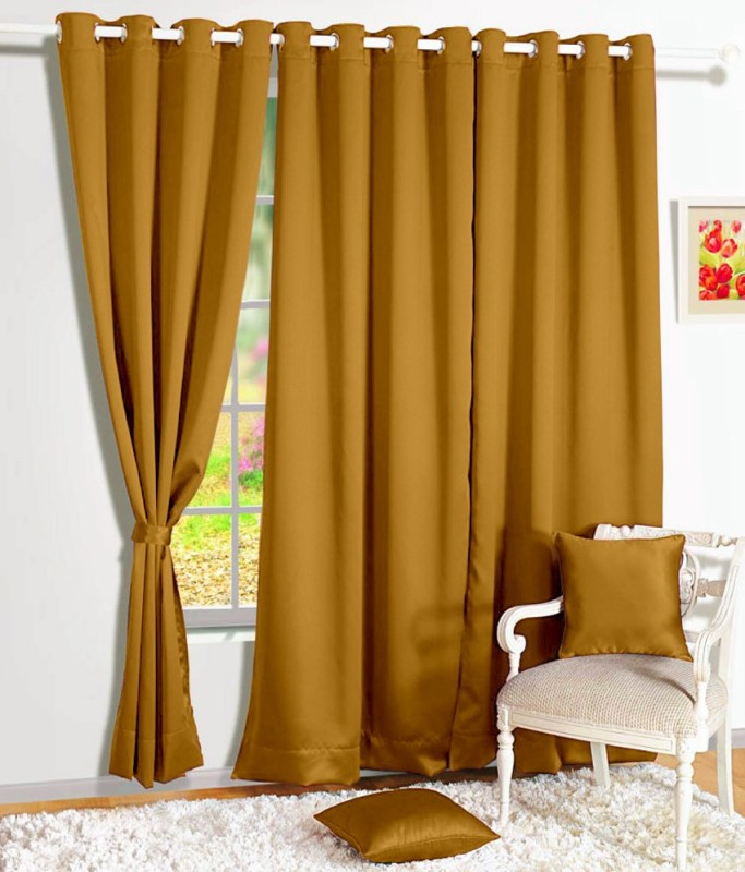 Deals | Flipkart - Starting At ₹449 Balckout curtains fo