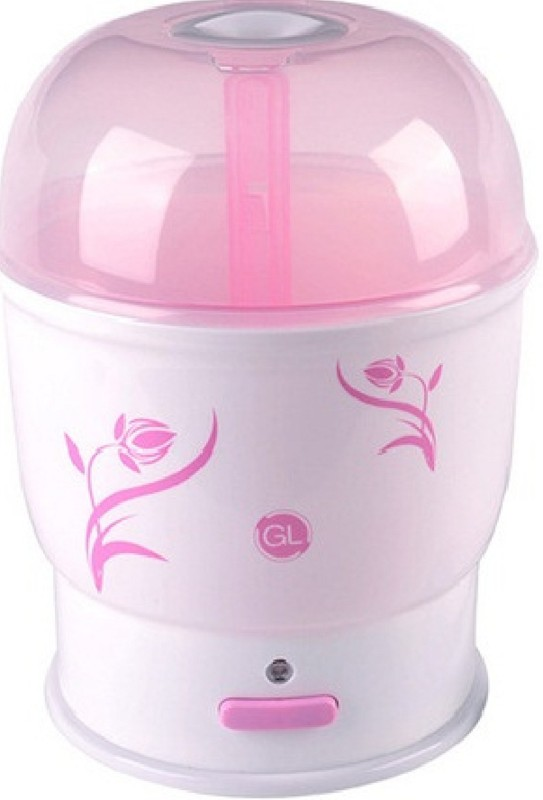 Adore GL Electric Steam Sterilizer - 6 Slots(Pink)