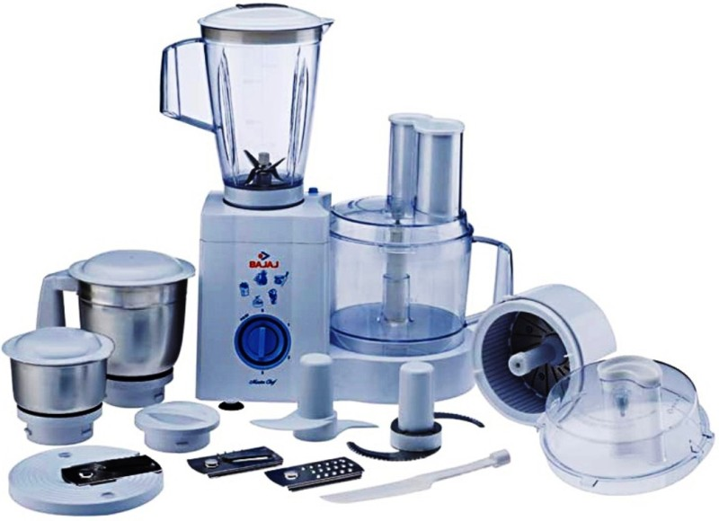 User Manual Of Bajaj Food Processor