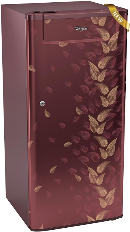 Whirlpool 190 L Direct Cool Single Door Refrigerator(Wine Fiesta, 205 GENIUS CLS...