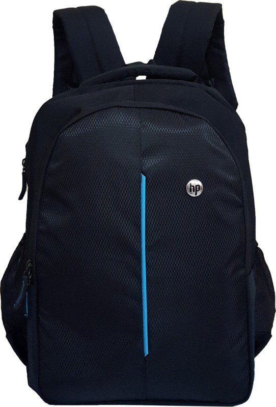 HP Large Laptop Backpack 30 L Laptop Backpack(Black)