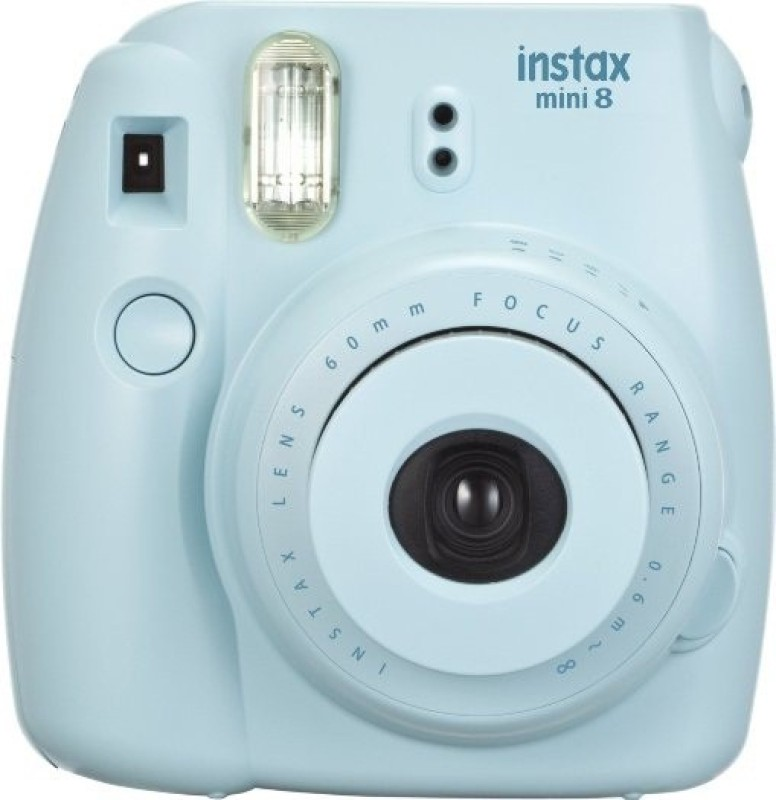 Fujifilm Instax Mini 8 Instant Camera(Blue) image