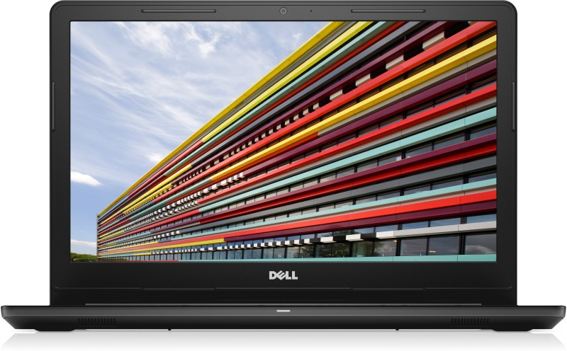 Dell Inspiron APU Dual Core A6 7th Gen - (4 GB/500 GB HDD/Linux) 3565 Notebook(15.6 inch, Black) Inspiron 3565