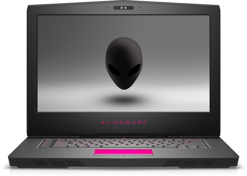 Alienware Core i7 7th Gen - (8 GB/1 TB HDD/256 GB SSD/Windows 10 Home/6 GB Graphics) 15 Gaming Laptop(15.6 inch, Anodized Aluminum, 3.49 kg) image