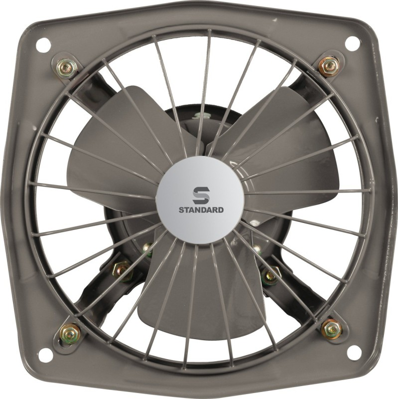 Standard Refresh Air SPS 3 Blade Exhaust Fan(Black)