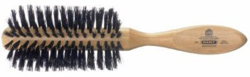 Kent Brushes Half Radial Cherry Wood Hairbrush, Lc7, 6 Ounce