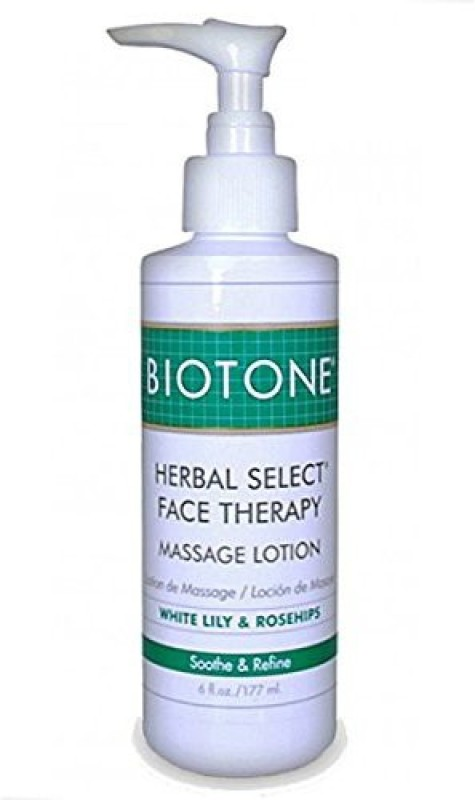 Biotone Herbal Select Massage Products Face Therapy Lotion(177 ml)