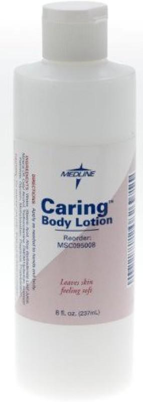 Medline Msc095008 Caring Body Lotion(pack Of 48)(237 ml)