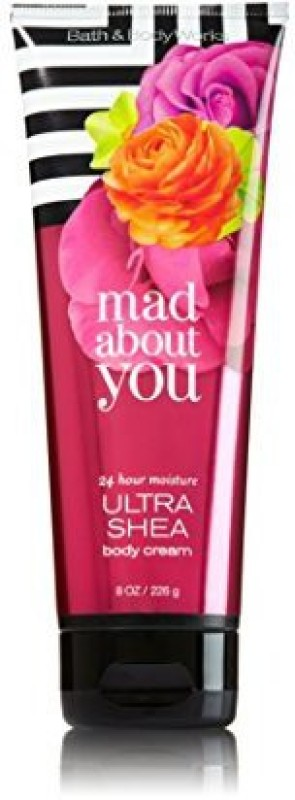Bath & Body Works Signature Collection Ultra Shea Body Cream Mad About You(226 g)