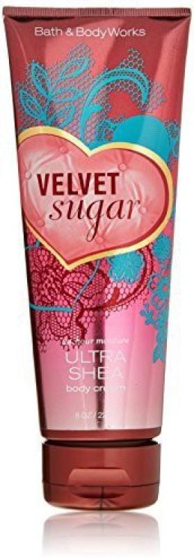 Bath & Body Works Velvet Sugar Ultra Shea Body Cream(226 g)