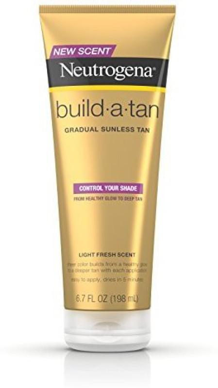 Neutrogena Build-a-tan Gradual Sunless Tanning Lotion(198 ml)