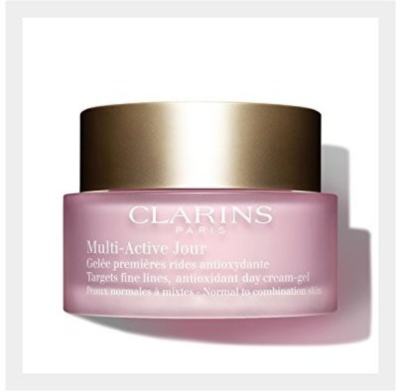 Clarins Multi-active Day Early Normal To Combination Skin Wrinkle Correction Cream-gel(48.178 g)