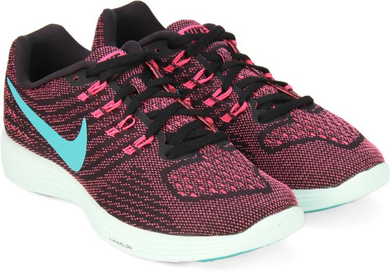 Nike WMNS LUNARTEMPO 2 Running ShoesPink Black Gre