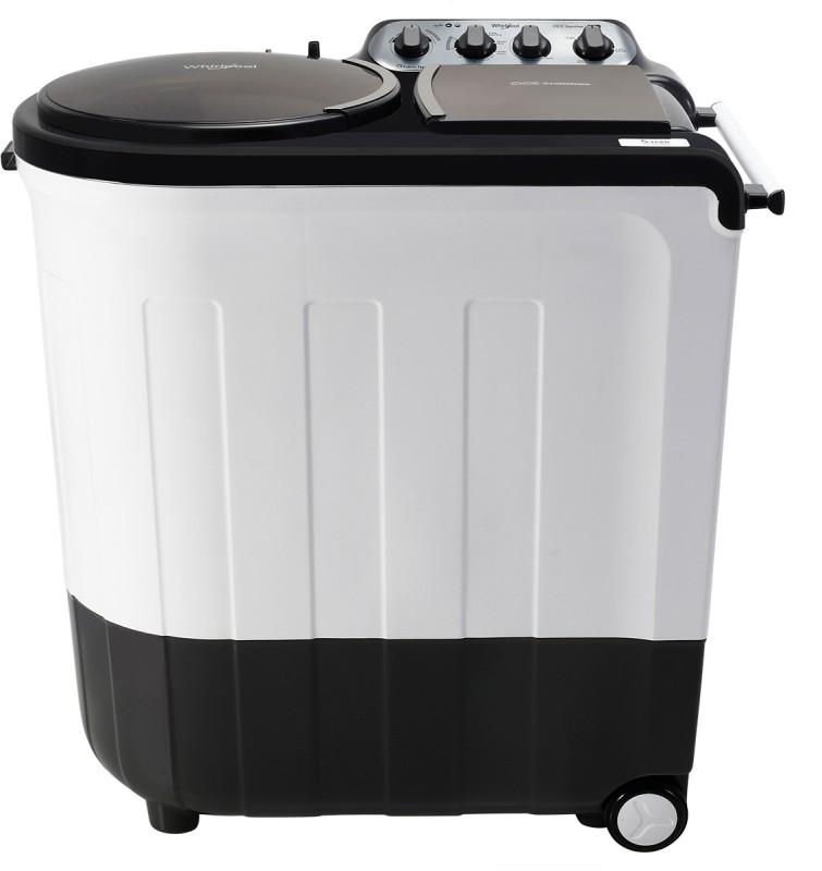 Whirlpool 8.5 kg Semi Automatic Top Load Washing Machine Grey(Ace...