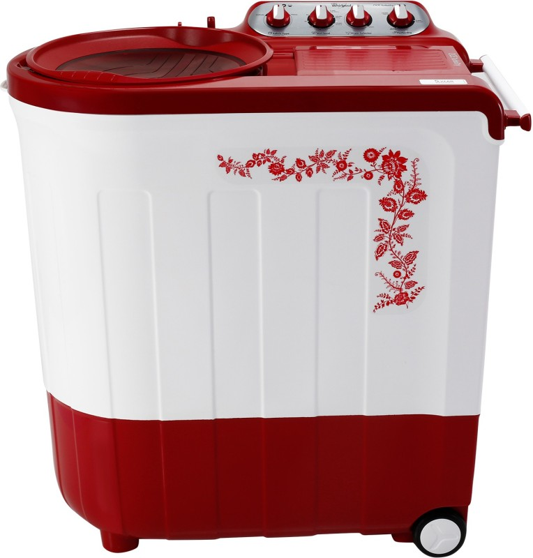 Whirlpool 7.5 kg Semi Automatic Top Load Washing Machine Red(Ace...