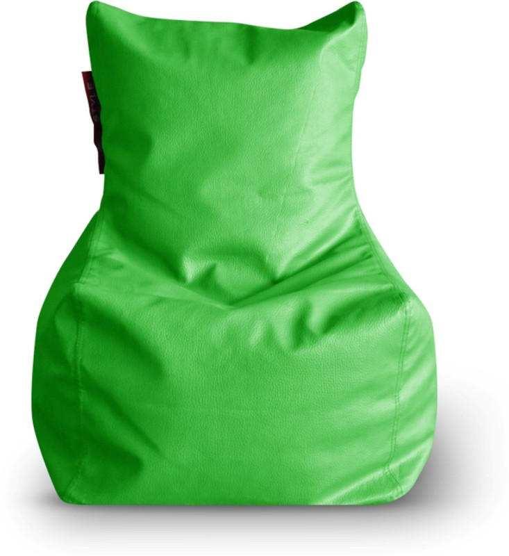 Home Story Large Bean Bag Cover (Without Beans)(Green)