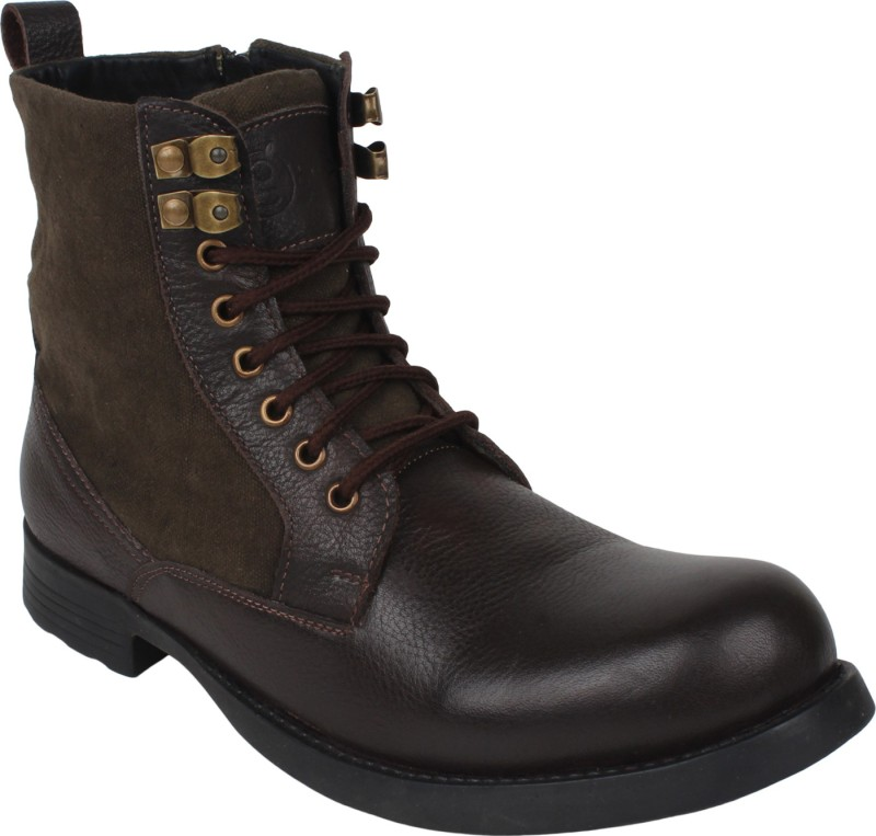 Guava Boots For Men(Brown)